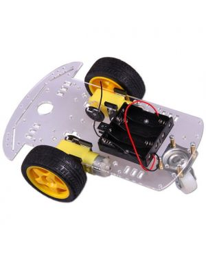 2WD Motor Smart Robot Car Chassis Kit For Arduino