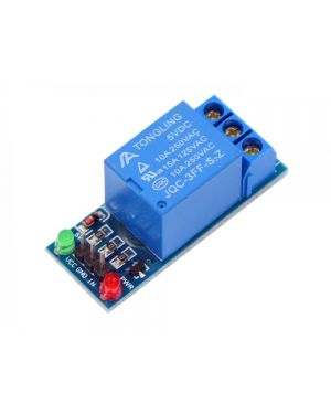 Arduino 1 Channel Relay Module
