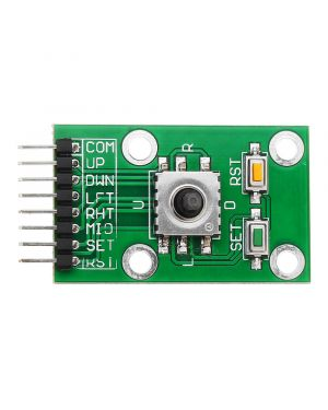 5D Five Direction Rocker Joystick Game Push Button for Arduino